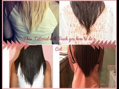 Best hair hack how to cut layer your own hair at home youtube how to cut your own hair youtube solutioingenieria Images