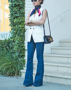 13+Ways+to+Dress+Up+Your+Favorite+Jeans+via+@PureWow