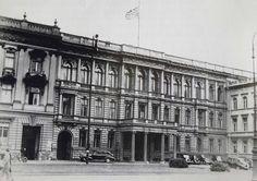 1930er Pariser Platz US-Botschaft