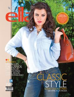 #Portada ELLA mayo 2015. #DíadelasMadres Mayo, Button Downs, Tops, Women, Style, Fashion, Gift Guide, Cover Pages, Creativity