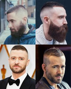 The high and tight is a military classic. Here's all you need to know about the high and tight haircut, plus hairstyles you can wear with it. Modern Haircuts, Haircuts For Men, Jarhead Haircut, Marine Haircut, High And Tight Haircut, Military Shorts, Side Parting, Man Hair, Crew Cuts