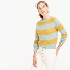 J.Crew+-+Harley+of+Scotland+for+J.Crew+striped+sweater