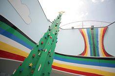 #ChristmasTree #Lego #GaleriaMelissaSP #Melissa #Brazil