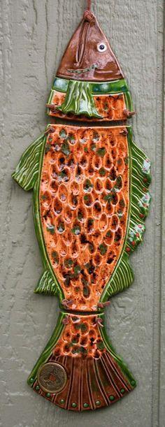 Resultado de imagen de imagenes de peces terracota