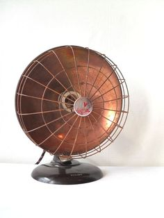 ♥ Vintage Viking Space Heater