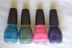 Sinful colors matte nail polish en colores matte. haz tu pedido en www.questra-i.com/etpn. Danos like en facebook.com/empiezatupropionegocio