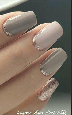 Pretty Neutral Nails [Werbung] Hello my dears! A while ago at Ins Looks - Pretty Neutral Nails [Werbung] Hello my dears! A while ago at Ins Looks Elegant Nail Designs, Elegant Nails, Stylish Nails, Trendy Nails, Cute Nails, Nail Art Designs, My Nails, Hello Nails, Neutral Nail Designs