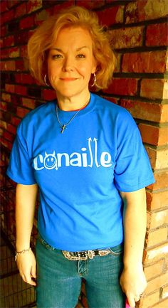 """Canaille-  You say it like 'Kuh-Nie'.  =D     """"That's Canaille!""""  If Mema and Papa said it once, they said it a million times to me growing up!  And I was forever up a tree or telling jokes or wrecking my go-cart.  Now, my boys hear about how canaille they are!  This saying is one we all love and use to talk about people-especially kids-who are lovable and usually up to something that's going to get them in trouble.  Y'all know at least one person who you could say 'That's canaille!' about!!"""