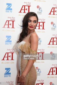 Amy Jackson attends The Golden Gala in aid of Arts For India at BAFTA Piccadilly on May 31 2017 in London England Female Actresses, Hot Actresses, Indian Actresses, Beautiful Celebrities, Beautiful Actresses, Amy Jakson, Actress Amy Jackson, South Actress, Star Girl