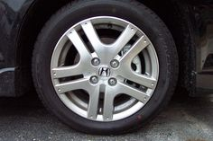 honda crv 2 wheel