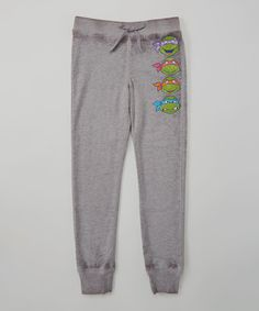 Look what I found on #zulily! TMNT Jogger Pants - Kids #zulilyfinds