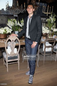 Armand Khatri attends an after party for the Millie Brown: Blinded By The Light Exhibition Opening at Elyx House on May 13, 2015 in New York City.