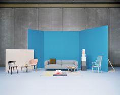 Canapé contemporain - BJØRN - Hay a/s