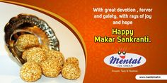 With great devotion , fervor and gaiety, with rays of joy and hope,  wish you Happy Makar Sankranti