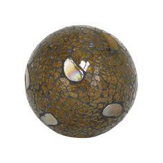 Pomeroy Pebble 4-Inch Sphere In Sand