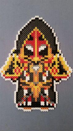 perler beads world of warcraft - Google Search