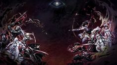 Drifters Anime Characters Fantasy Battle Wallpaper