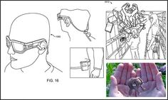 Magic Leap set to revolutionise every aspect of daily life: Patent of 'secret' augmented reality headset reveals uses in shops, hospitals and homes - Google recently led a $542 million investment. The headset resembles skiing goggles, connected to a battery pack. It connects to a network, which then connects to a 'passable world model.'This model is created using a database of objects and 'object recognisers'. Sensors can also track the wearer's location and position...x