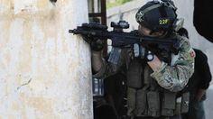 """Forsvarets Spesialkommando """"FSK"""" (Norwegian Special Forces)"""