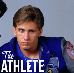 "Which ""Breakfast Club"" Character Are You? I got the athlete!"