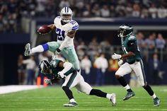 #03 RB Ezekeiel Elliott, Dallas Cowboys