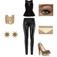 """""""Clubbing outfit"""" by trendy-stu on Polyvore"""