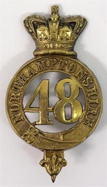 Lot 116 – Victorian Northamptonshire – Military & Collectables 30 Apr 2014 http://www.candtauctions.co.uk/