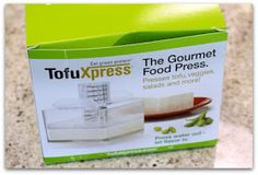 Healthy Girl's Kitchen: Tofu Express Review and Roasted Tofu Explanation