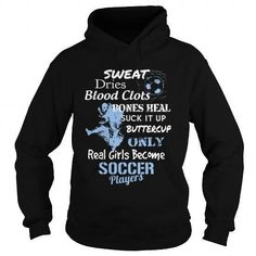 Awesome Soccer Lovers Tee Shirts Gift for you or your family member and your fri - Meme Shirts - Ideas of Meme Shirts - Awesome Soccer Lovers Tee Shirts Gift for you or your family member and your friend: SOCCER GIRL PLAYER Tee Shirts T-Shirts Soccer Memes, Soccer Quotes, Soccer Gear, Soccer Stuff, Sport Quotes, Funny Soccer, Football Quotes, Basketball, Football Stuff