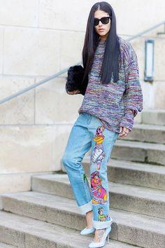 Streetstyle Star of the Month - Gilda Ambrosio. 跟著時尚博客 Gilda Ambrosio 一同大膽玩穿搭! | Popbee - 線上時尚生活雜誌