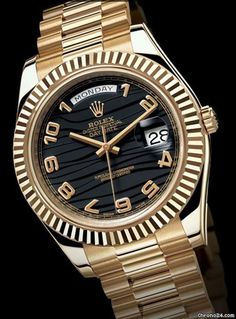 Well that's a mizzou tiger watch if I've ever seen one. Maybe Cuonzo Martin should pick one up now!