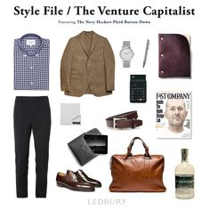 Image result for venture capitalist style