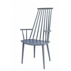 HAY J110 stoel - grijs