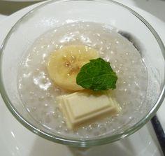 perles de tapioca coco-banane