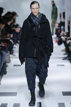 Y-3 - Men Fashion Fall Winter 2015-16 - Shows - Vogue.it