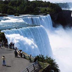 Niagra Falls! US side