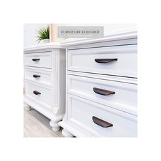 White Painted Furniture