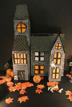 1000 id es sur le th me maisons hant e pour l 39 halloween - Sorciere halloween a fabriquer ...