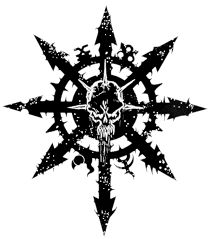 chaos symbol warhammer google forces of chaos pinterest symbols and warhammer 40k. Black Bedroom Furniture Sets. Home Design Ideas