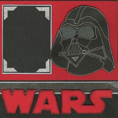Star Wars Darth layout page 2