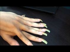 ASMR :: Tapping With Bare My Long Natural Nails
