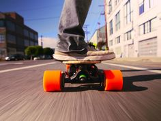 Sanjay Dastoor: A skateboard, with a boost via TED