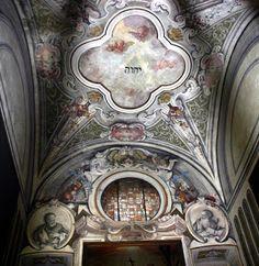 Saint Angelo church in Milan, Italy