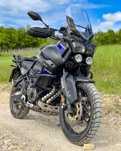 Adventure is my gasoline 💥⛽️ Motogp, Honda, Exotic Cars, Motorbikes, Offroad, Adventure Time, Touring, Motorcycle Adventure, Vehicles
