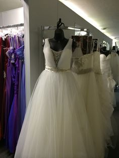 Princess in Tulle