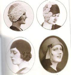 1929 hats