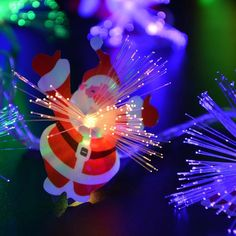 GBB Optical Fiber String Lamp Light Christmas Wedding snowman tailed Ideal for Christmas Christmas Fairy, Christmas Wedding, Merry Christmas, Festival Decorations, Christmas Decorations, Christmas Ornaments, Holiday Decor, Gadgets, Christmas String Lights