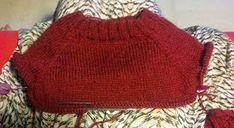Les lubies de Coline: Tricoter un pull aux aiguilles circulaires (Top Down) débutant friendly et facile !