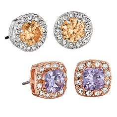 Love at First Sight CZ Stud Earrings   AVON #Avon #Jewelry - Shop for Avon Jewelry at:  https://www.avon.com/category/jewelry?rep=barbieb