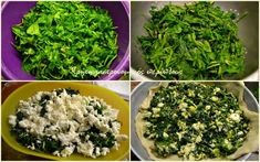 1-fyllo6 Greek Cooking, Cooking Time, Greek Recipes, Dessert Recipes, Desserts, Parsley, Lettuce, Yogurt, Food And Drink